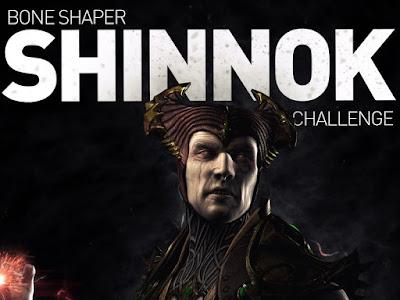 Shinnok Forgiaossa MKX mobile