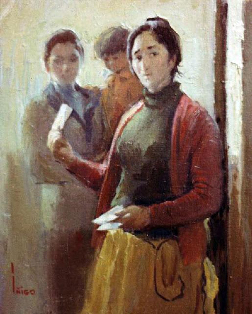Manuel de Iñigo Camus, Maestros españoles del Retrato, Retratos de Manuel de Iñigo Camus.Pintores españoles, Pintor de Granada, Pintores Granadinos