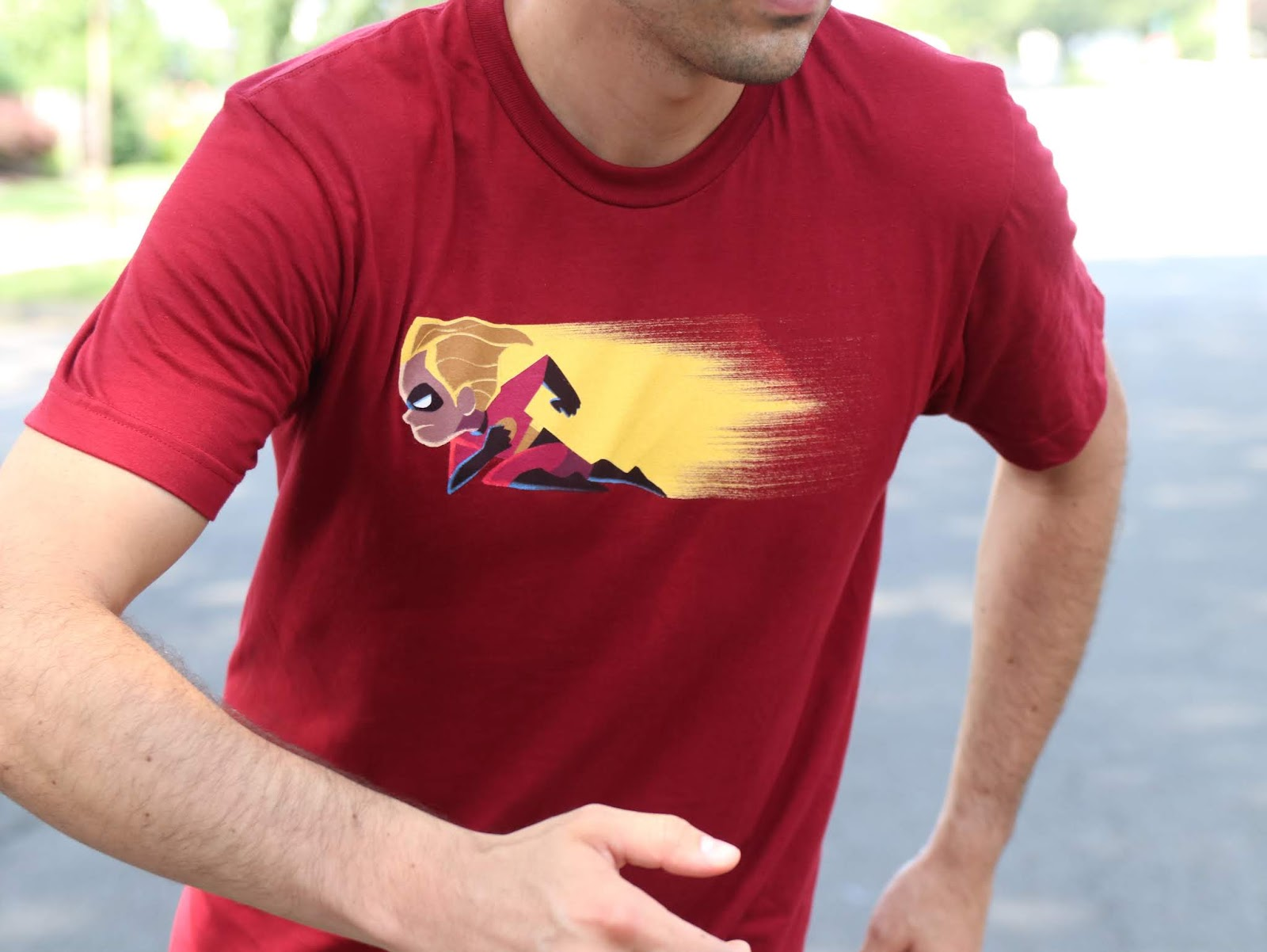 pixar studio store incredibles 2 dash tee shirt