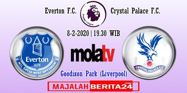 Prediksi Everton vs Crystal Palace — 8 Februari 2020