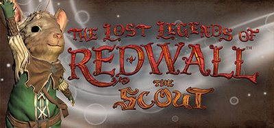 The Lost Legends of Redwall The Scout Woodlander-PLAZA