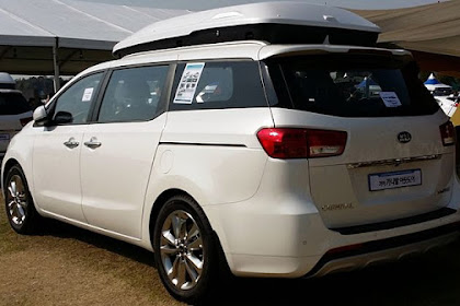 Berapa Beban Maksimal Roof Box Mobil Anda?
