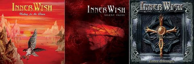 "Innerwish - ""Waiting For The Dawn"", ""Silent Faces"", ""Inner Strength"""