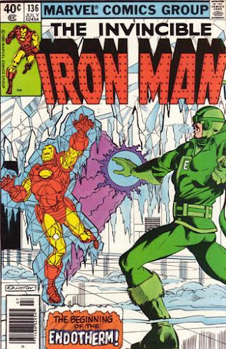Iron Man #136, the Endotherm