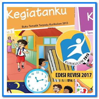Buku Guru dan Siswa kelas 1 Kurikulum 2013 Revisi Terbaru