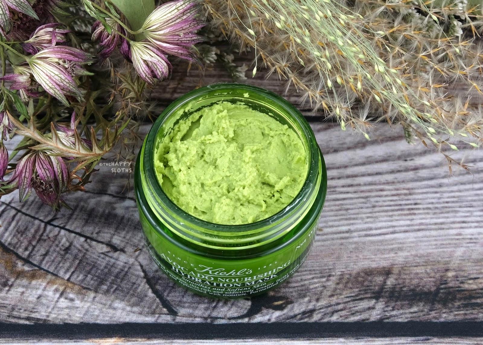 Kiehl's | Avocado Nourishing Hydrating Mask: Review