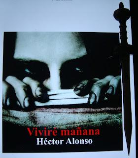 Portada del libro Viviré mañana, de Héctor Alonso