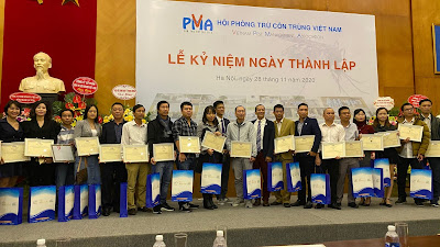 VPMA kỷ niệm 1 năm thành lập hội