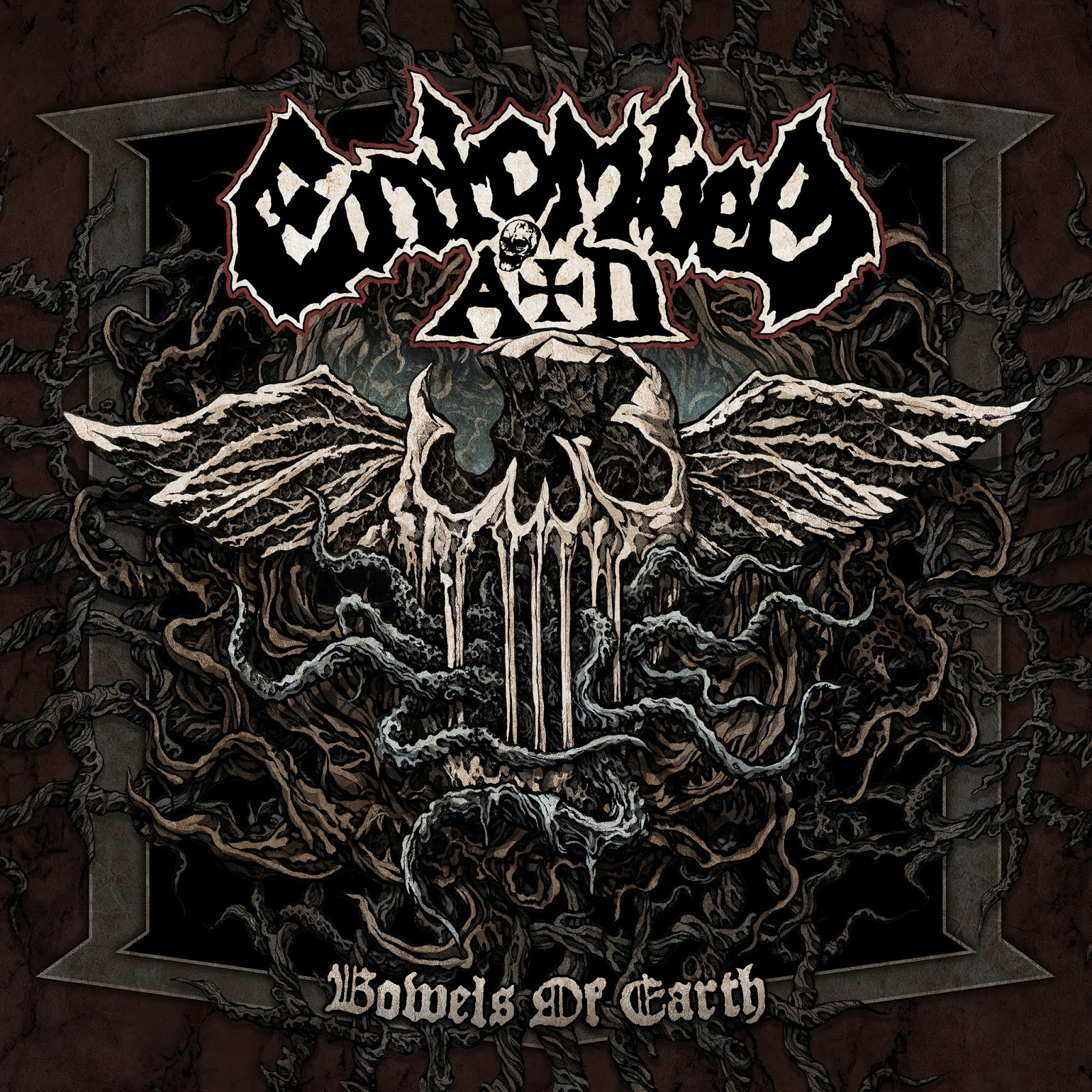 Entombed A.D.Bowels OF Earth