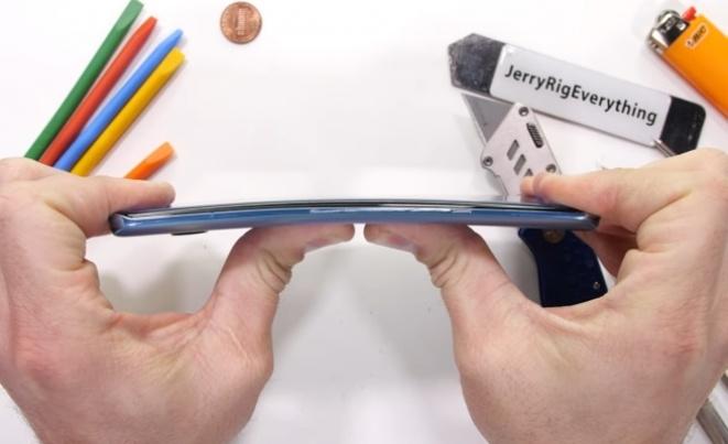 Xiaomi Mi 11 durability test