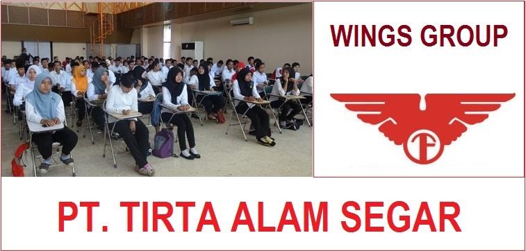 Terbaru Loker Operator Produksi PT. Tirta Alam Segar ( Wing Group ) 2018