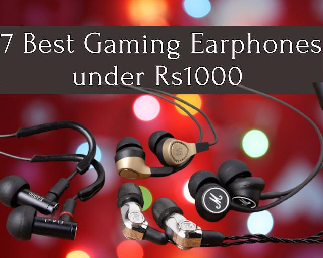 Best Gaming Earphones