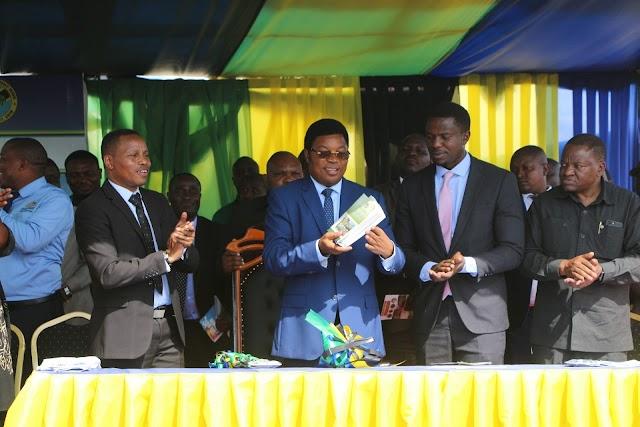 Kagera Yazindua Rasmi Kitabu cha Mwongozo wa Uwekezaji.