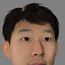 Son Heung Min Fifa 20 to 16 face