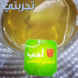 الشاي الأخضر يساعد على فقدان الوزن