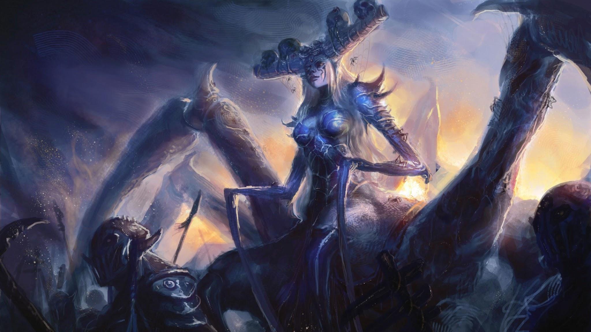 Papel de Parede League of Legends - Papel de Parede Grátis