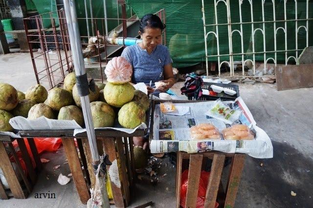 China Town Yangon