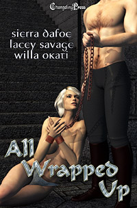 All Wrapped Up: Naked Exposure by Lacey Savage