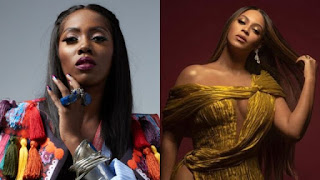 Beyonce Dragged By Tiwa Savage & Nigerians Youths For Silence Over #EndSARS Protests