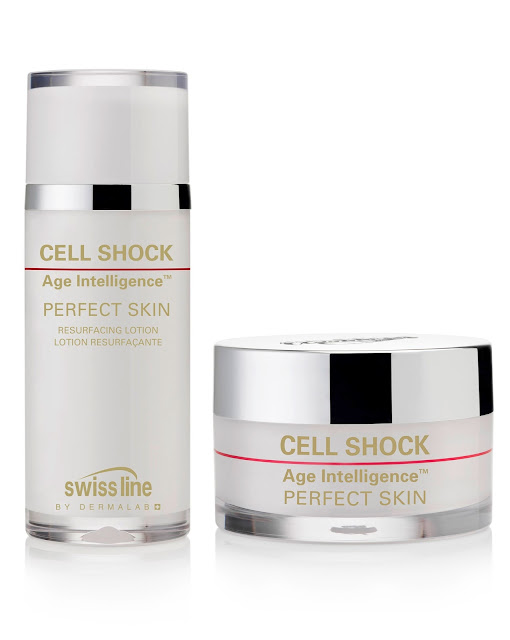 SWISS LINE CELL SHOCK AGE INTELLIGENCE PERFECT SKIN