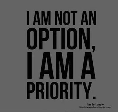 6 Forever True Quotes on Priority