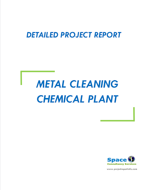 Project Report on Metal Cleaning Chemical Plant