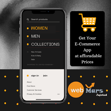 Get Your E-Commerce App