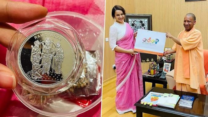 Kangana Ranaut appointed Brand Ambassador of UP's ODOP Programme