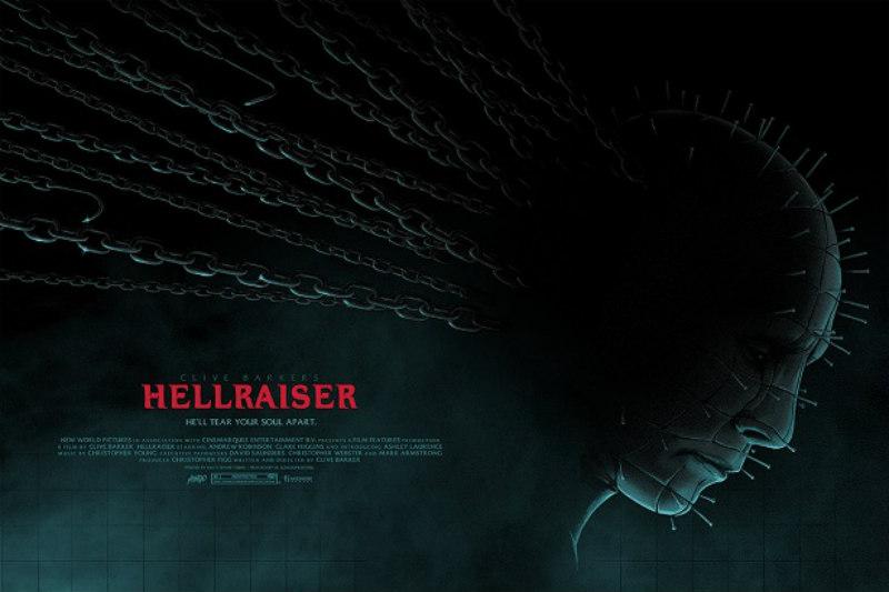hellraiser 30th anniversary poster