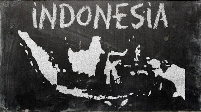 Indonesia gelap