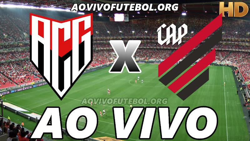 Atlético Goianiense x Atlético Paranaense Ao Vivo HD