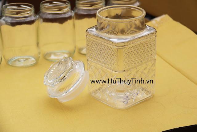 Hu lo thuy tinh Ha Noi dep 1,5 lit gia re