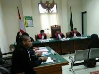 Mantan Wabup Ponorogo Jalani Sidang Perdana Dalam Kasus Dugaan Korupsi DAK