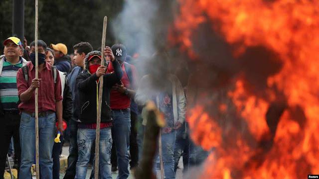 Comunismo venezuelano comemora 'brisita bolivariana' na América do Sul.