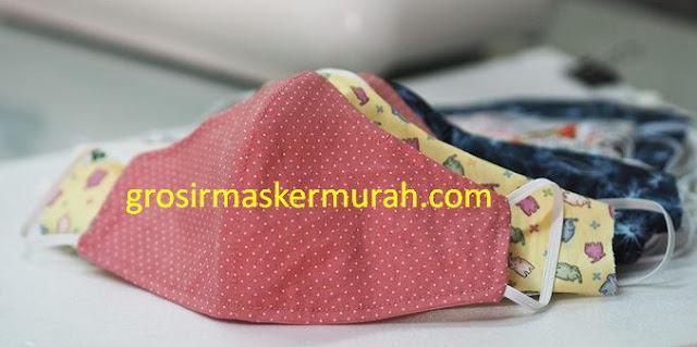 Distributor masker kesehatan