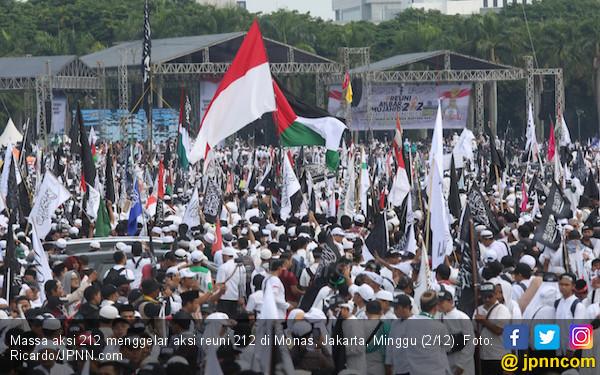 Politikus PKS: Massa Reuni 212 Bebas Pilih Siapa Saja