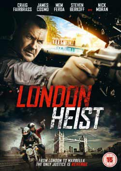 London Heist 2017 English Movie Download HD 720P at movies500.org