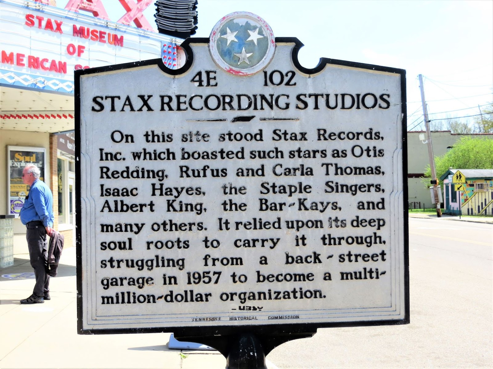 Travel Bug: Stax Museum of American Soul Music in Memphis, Tennessee