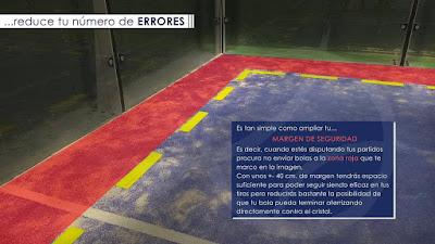 Sobre reducir tu número de ERRORES Rafa Galvez en Planeta Pádel Web
