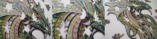 Dragon Ahşap Puzzle