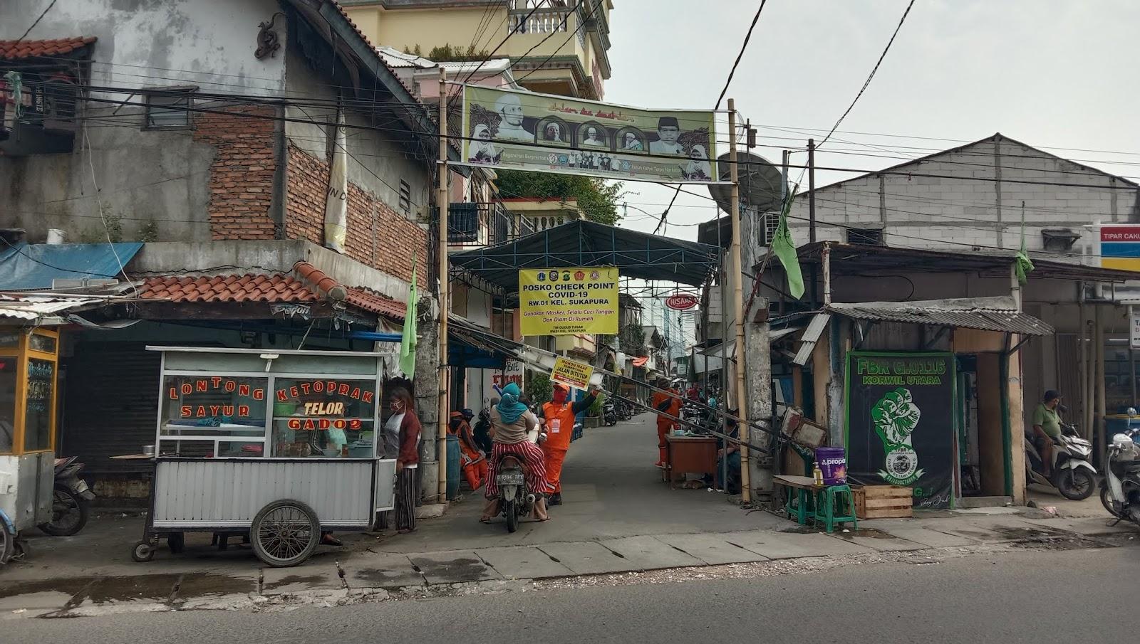 Kelurahan Sukapura Jakarta
