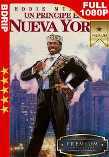 Un príncipe en Nueva York (Coming to America) (1988) [1080p BDrip] [Latino-Inglés] [LaPipiotaHD]
