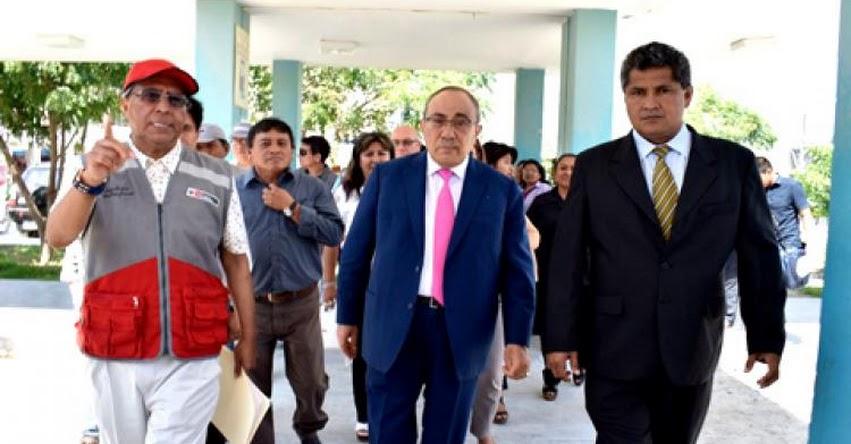 MINEDU invertirá casi 1,200 millones de soles en reconstrucción de 477 colegios de Piura - www.minedu.gob.pe