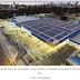 Maior usina de energia solar em região urbana do Brasil é instalada em rede atacadista de Goiânia