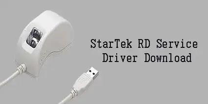 Startek FM220 RD Service Driver Free Download 2021