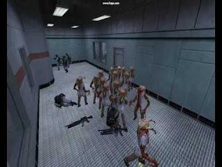 โหลดเกมส์ยิงปืน Half Life source 1