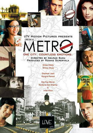 Life in a Metro 2007 Full Hindi Movie Download