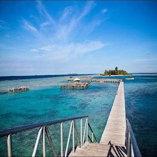 Gambar Pesona Pulau Tidung Kepulauan Seribu
