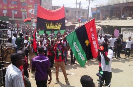 Biafra Day Celebration