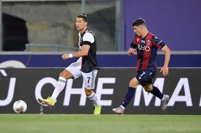 Ronaldo quên nỗi buồn mất cúp, bùng nổ tái xuất Serie A cực chất 2
